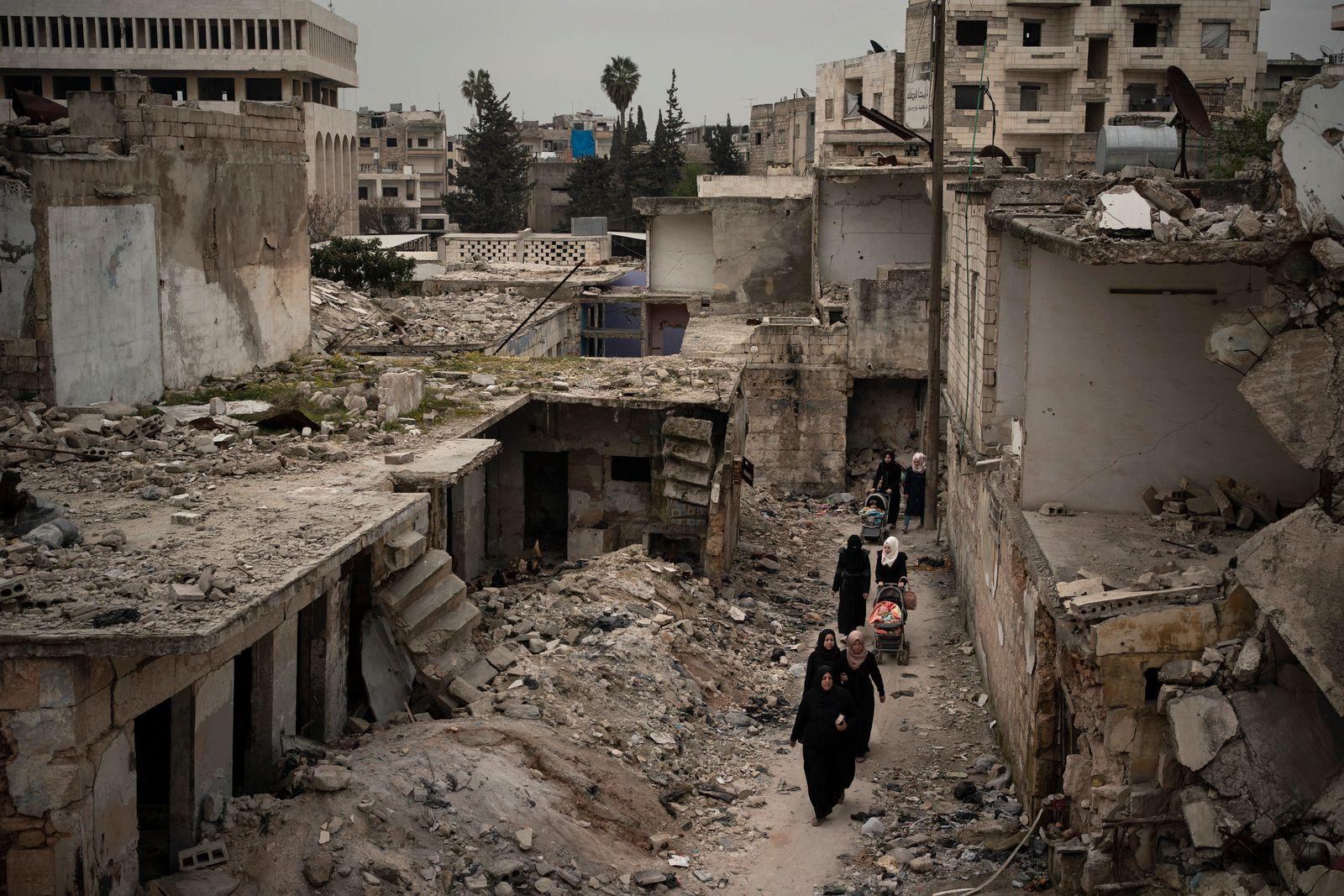 Syria Diminishing Aid