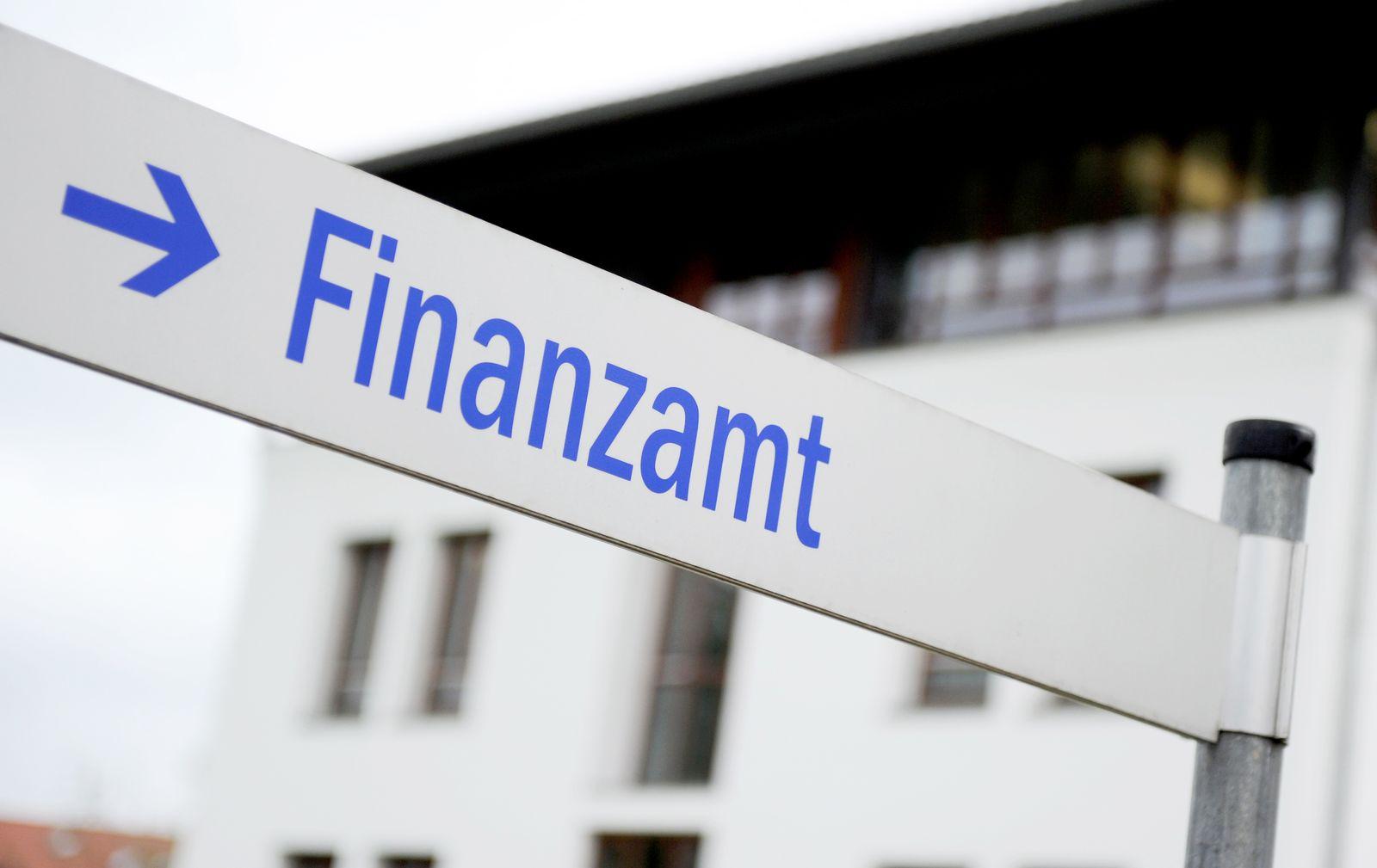 Finanzamt / Selbstanzeige / Bayern