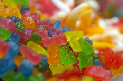 If crops continue to be more lucrative as biofuels than foodstuffs, then gummy bears could soon become a candy only the rich can afford.