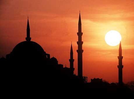 Sultan-Süleyman-Moschee in Istanbul