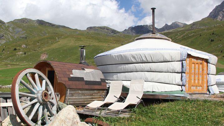 Schnäppchen-Nächte: Wo die Schweiz bezahlbar ist