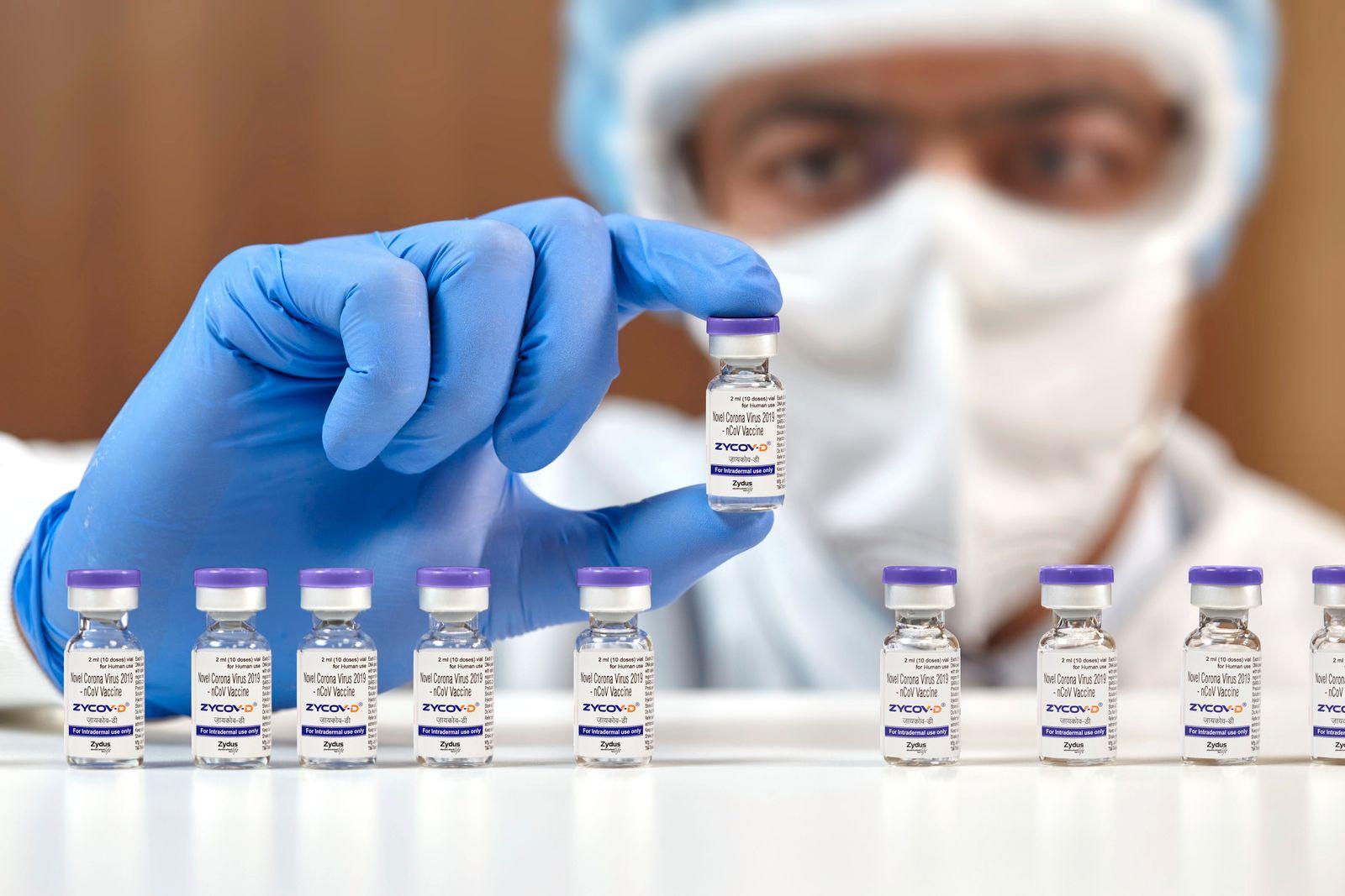 Corona Impfung ZyCoV-D