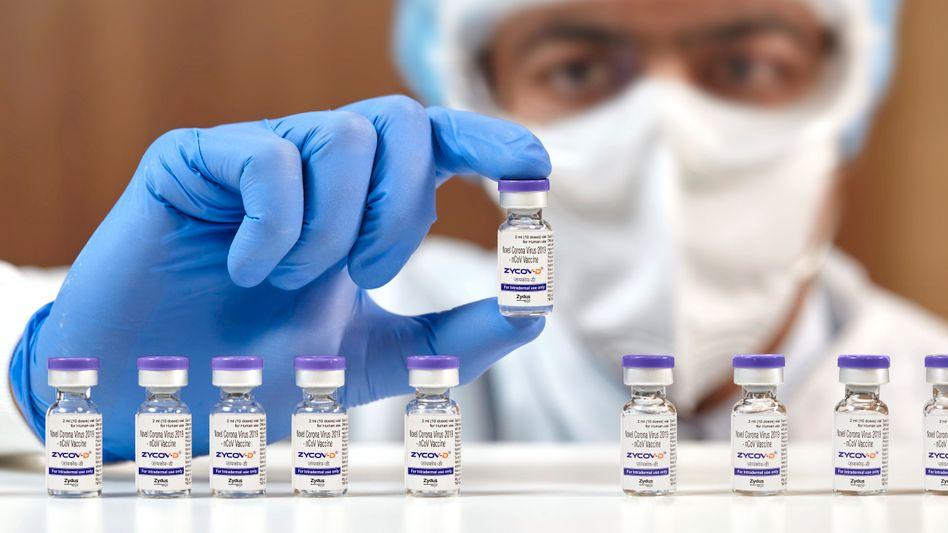 DNA-Impfstoff ZyCoV-D: Auf Basis der Technologie waren bislang nur Vakzinen für Tiere zugelassen