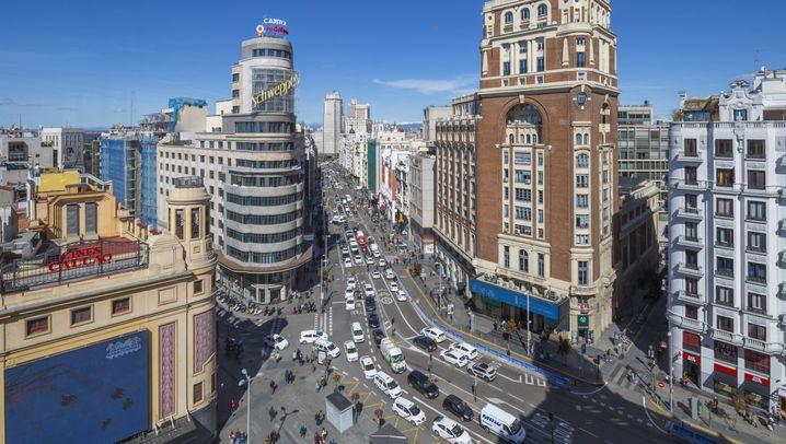 Fahrverbote und Co.: So kämpfen Europas Metropolen gegen Abgase