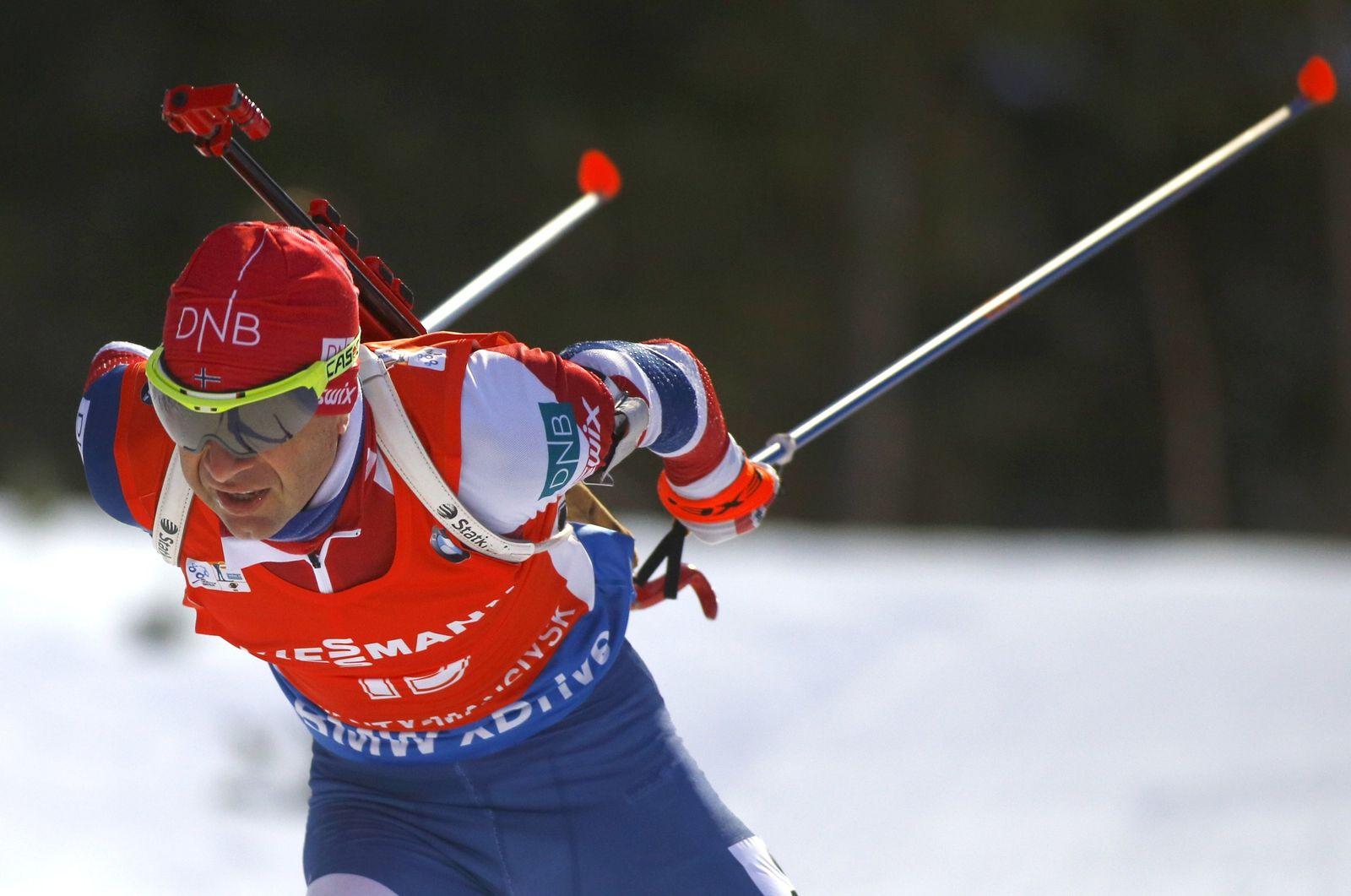 Russia Biathlon World Cup