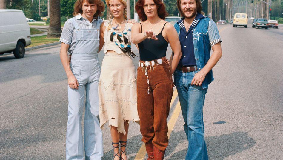 ABBA - hier noch im Original