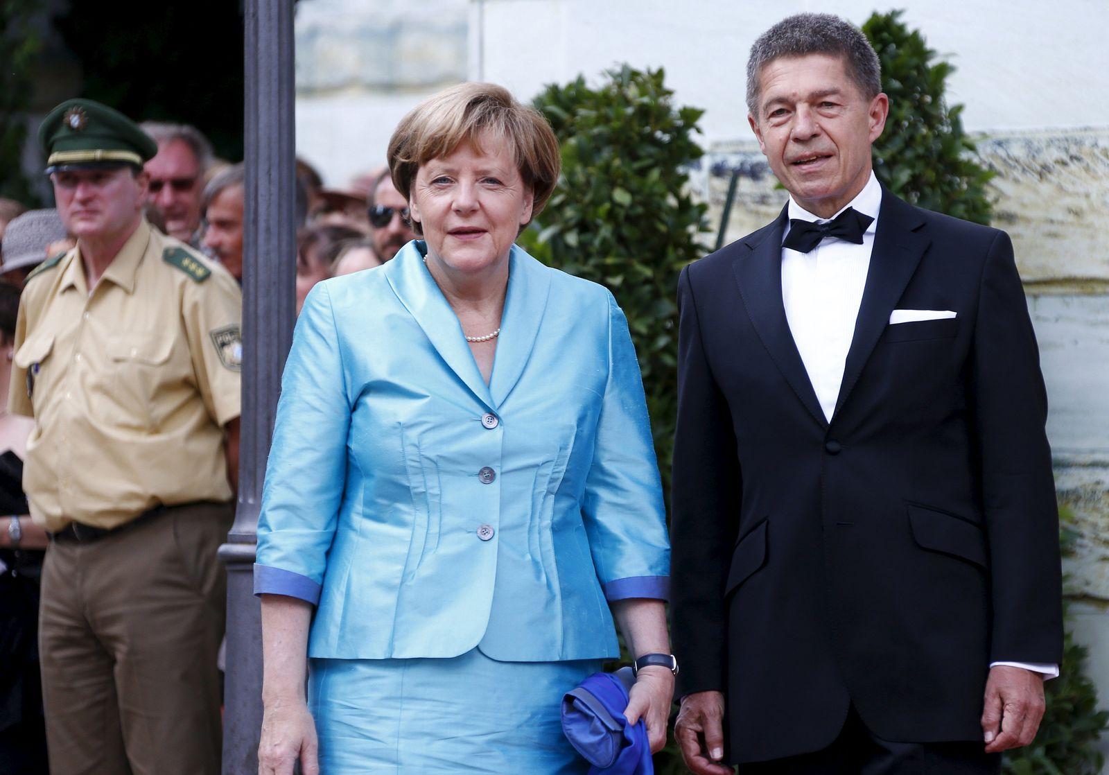 Merkel Bayreuth