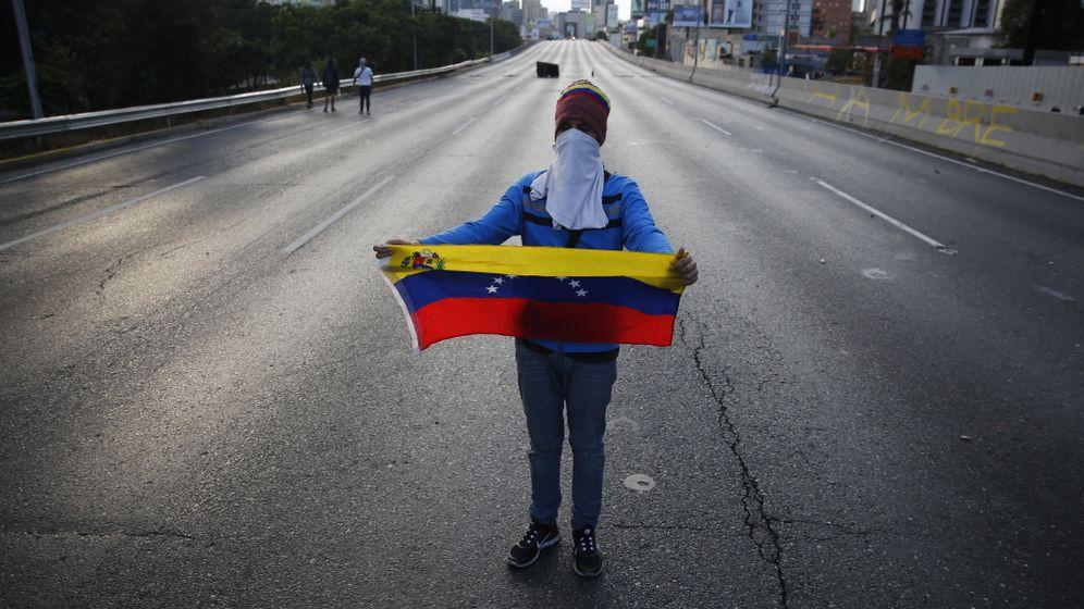Venezuela: Wut auf den Straßen von Caracas