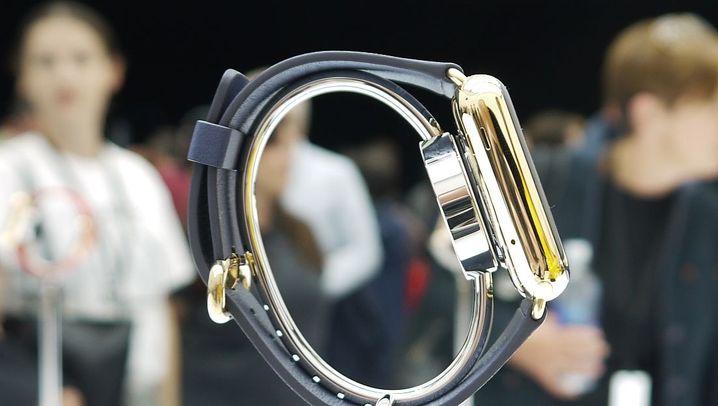 Apple Watch: Diese Smartwatch ist etwas Besonderes