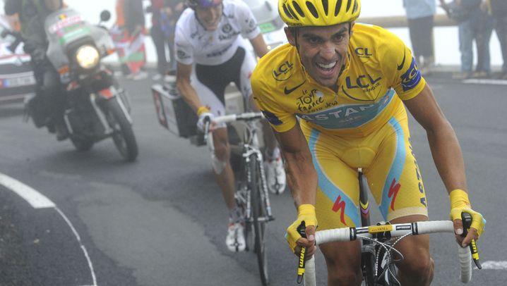 Tour-Favoriten 2011: Contador, Schleck und dann lange nichts