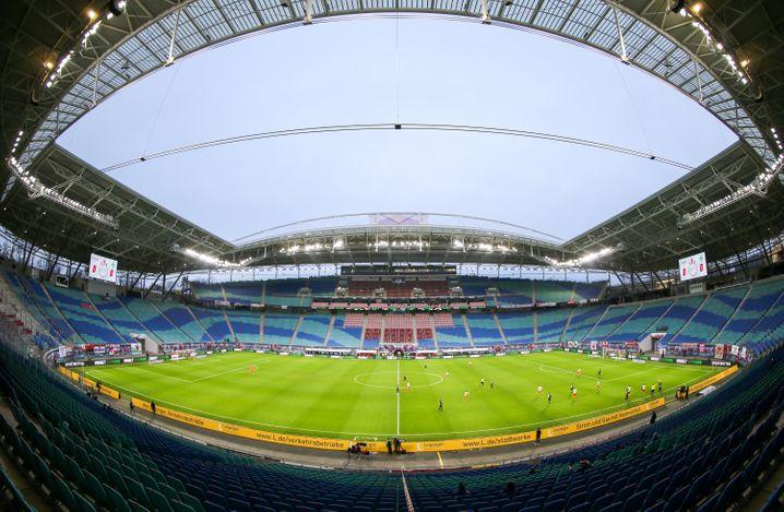 Gegen VfB Stuttgart und Bayern München kann RB Leipzig auf die Unterstützung von bis zu 23.500 Fans bauen