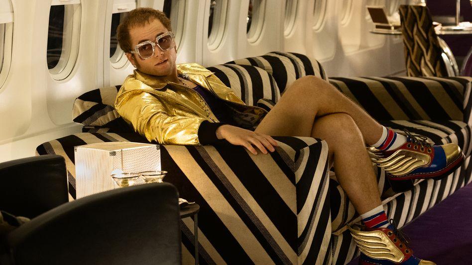 "Elton-John-Film ""Rocketman"": Der Junge muss ans Klavier"