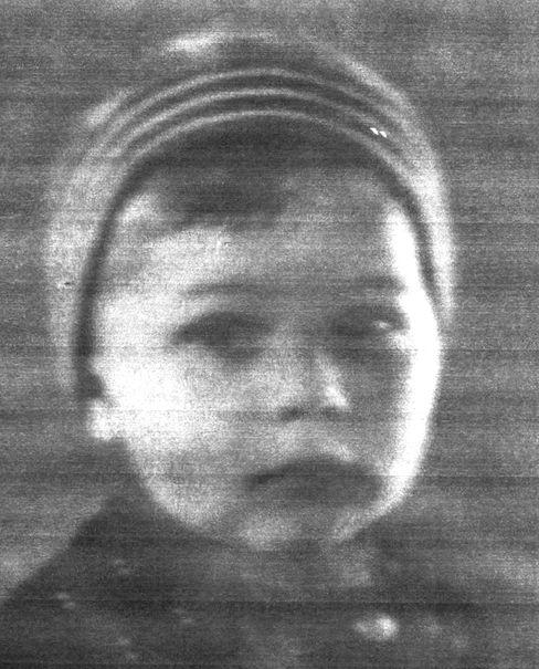 Dietrich Selle im Jahr 1946