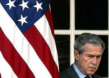 US-Präsident Bush: Seit wann plante er den Irak-Krieg?