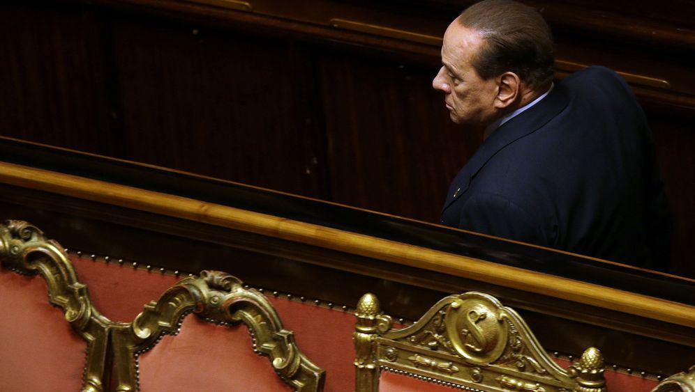Berlusconi unter Druck: Endspiel für den Cavaliere