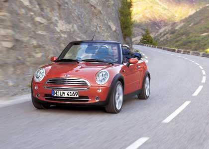 Mini Cooper Cabrio: So kompakt, so geräumig und so sportlich-flott wie kein anderes Modell mit Klappdach