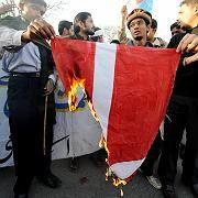"""Demonstranten in Pakistan: """"Tod den Karikaturisten"""""""