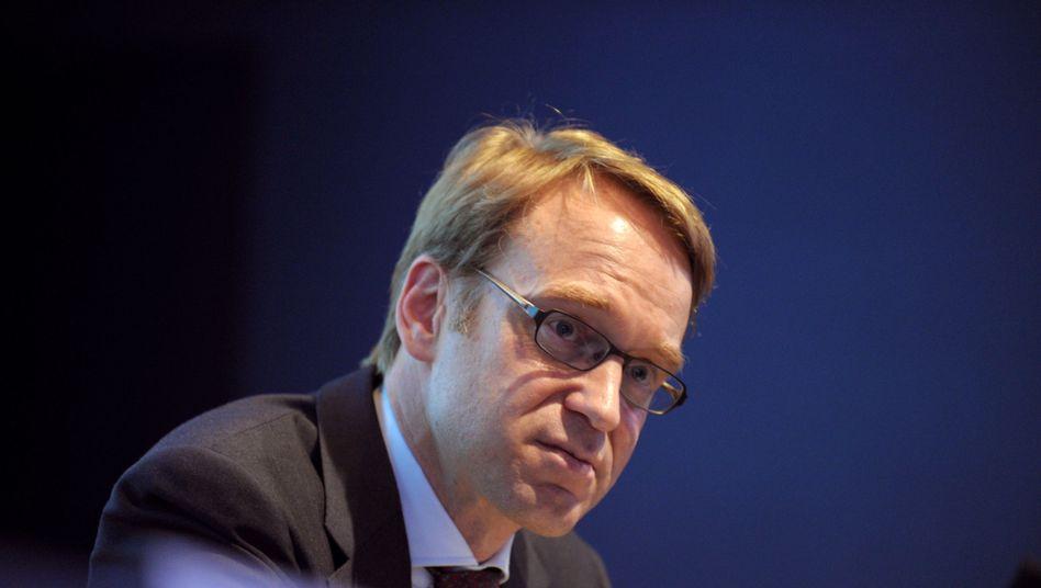 Bundesbank-Chef Weidmann: Wie gesund sind Europas Banken?