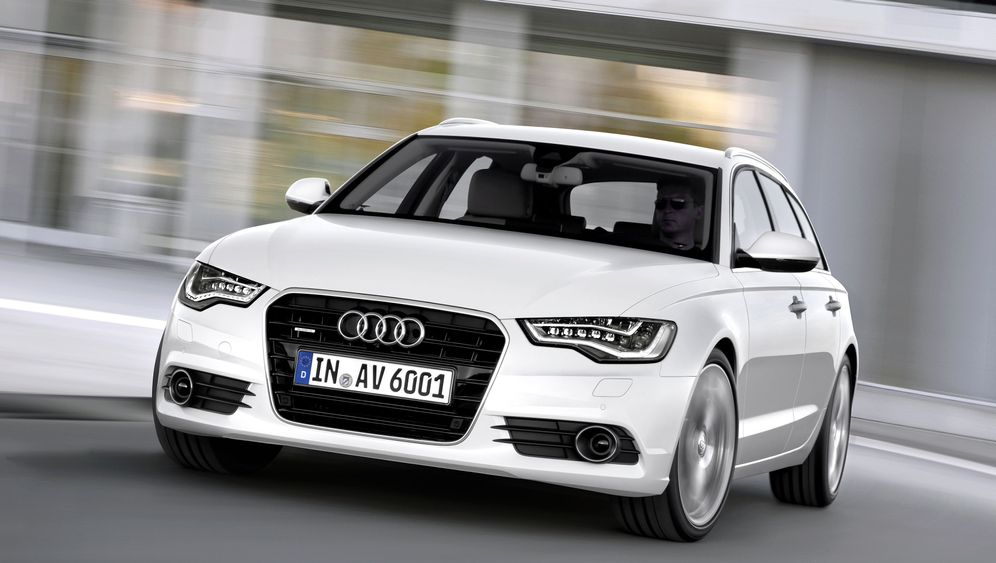 Audi A6 Avant: Der Kombi für Verwöhnte