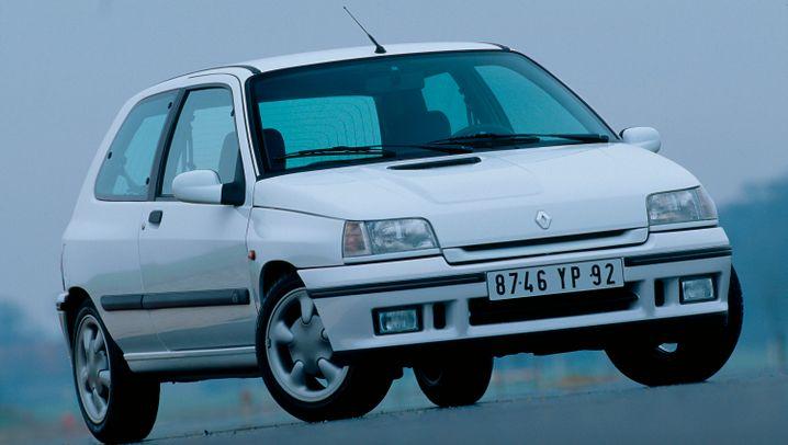 Renault Clio: Flott unterwegs