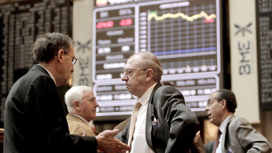 Börse in Spanien: Experten fürchten neue Turbulenzen