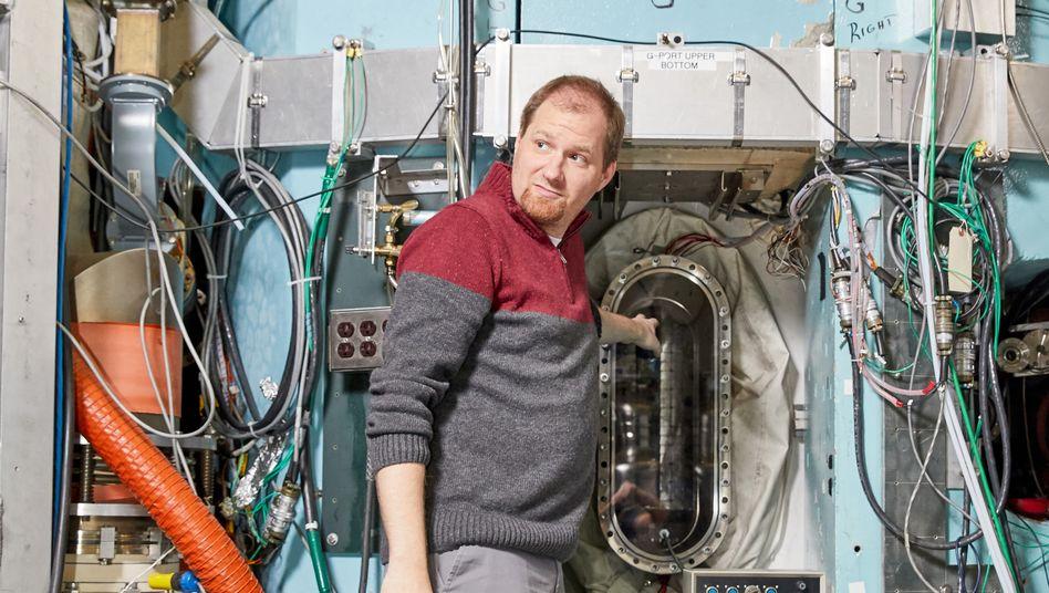 "Kernphysiker Mumgaard am Reaktor Alcator C-Mod:""Unser Antrieb ist der Klimawandel"""