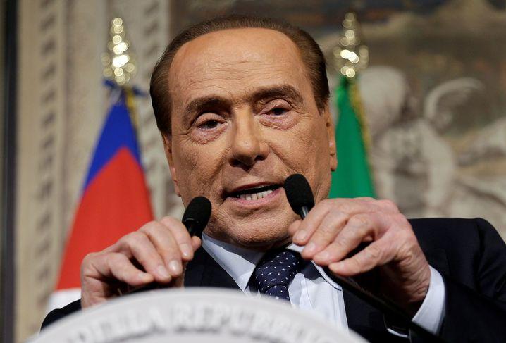 Silvio Berlusconi (Archivbild)