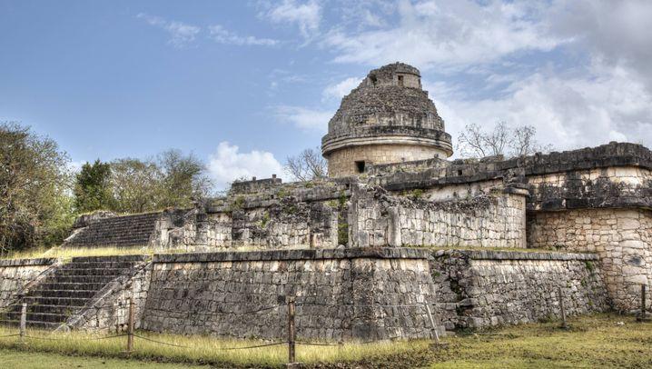Archäologie: Magischer Mond - von den Römern bis zu den Maya