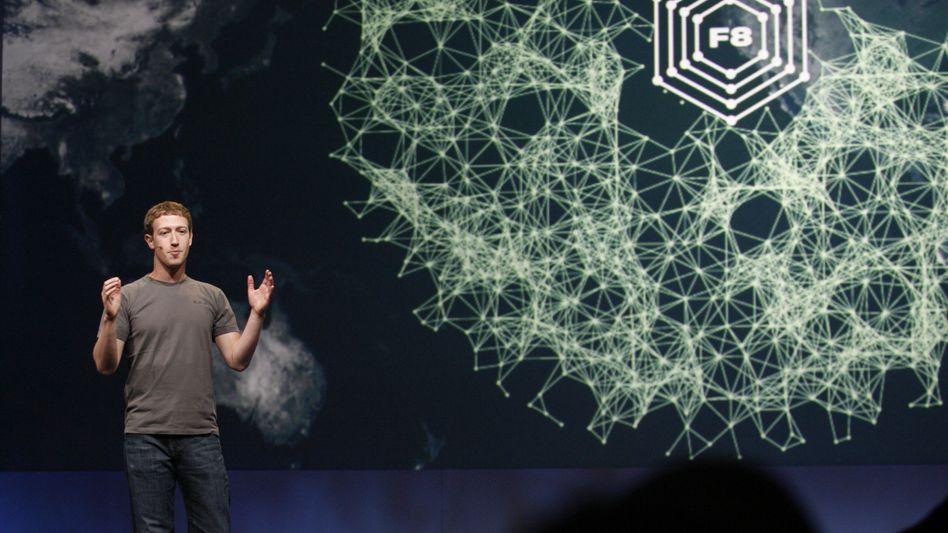 Mark Zuckerberg: An etwas glauben, was über Profitmaximierung hinausgeht