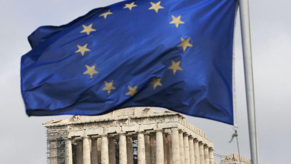 Griechische Akropolis: Schuldenproblem gelöst?