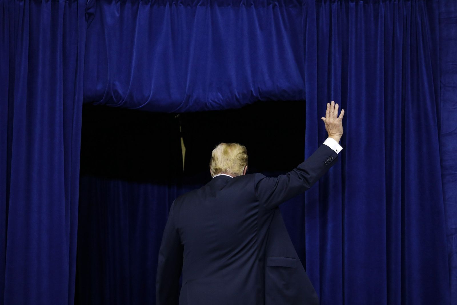 Midterm / Vorbereitung / Trump / Abgang