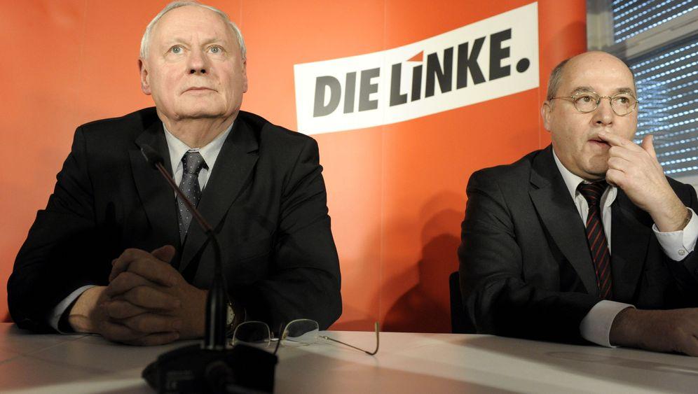 Linken-Parteivorsitz: Oskar oder Dietmar - und sonst?