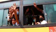 Myanmars Militärjunta lässt 600 Inhaftierte frei
