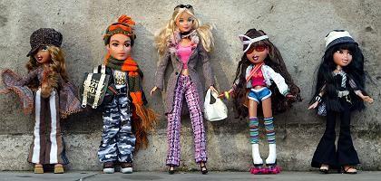 Bratz- und Barbie-Puppen: Millionenschwere Urheberrechtsverletzung