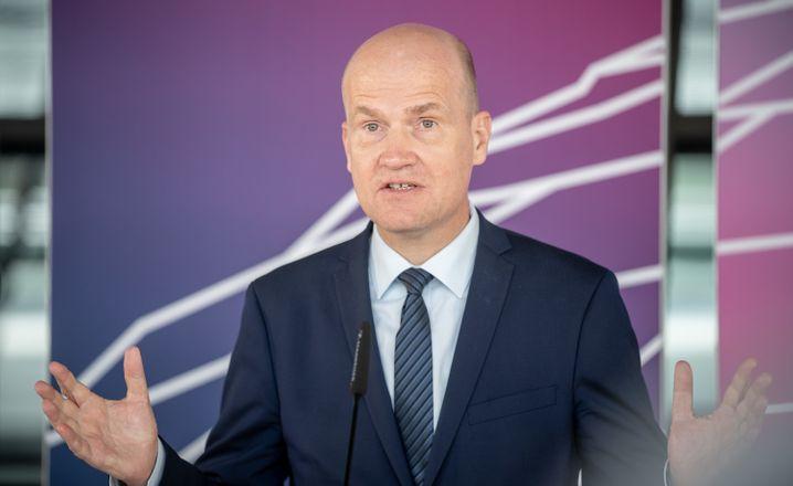 Unionsfraktionschef Ralph Brinkhaus