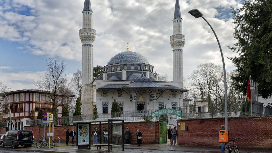 Sehitlik-Moschee in Berlin (Archivbild)