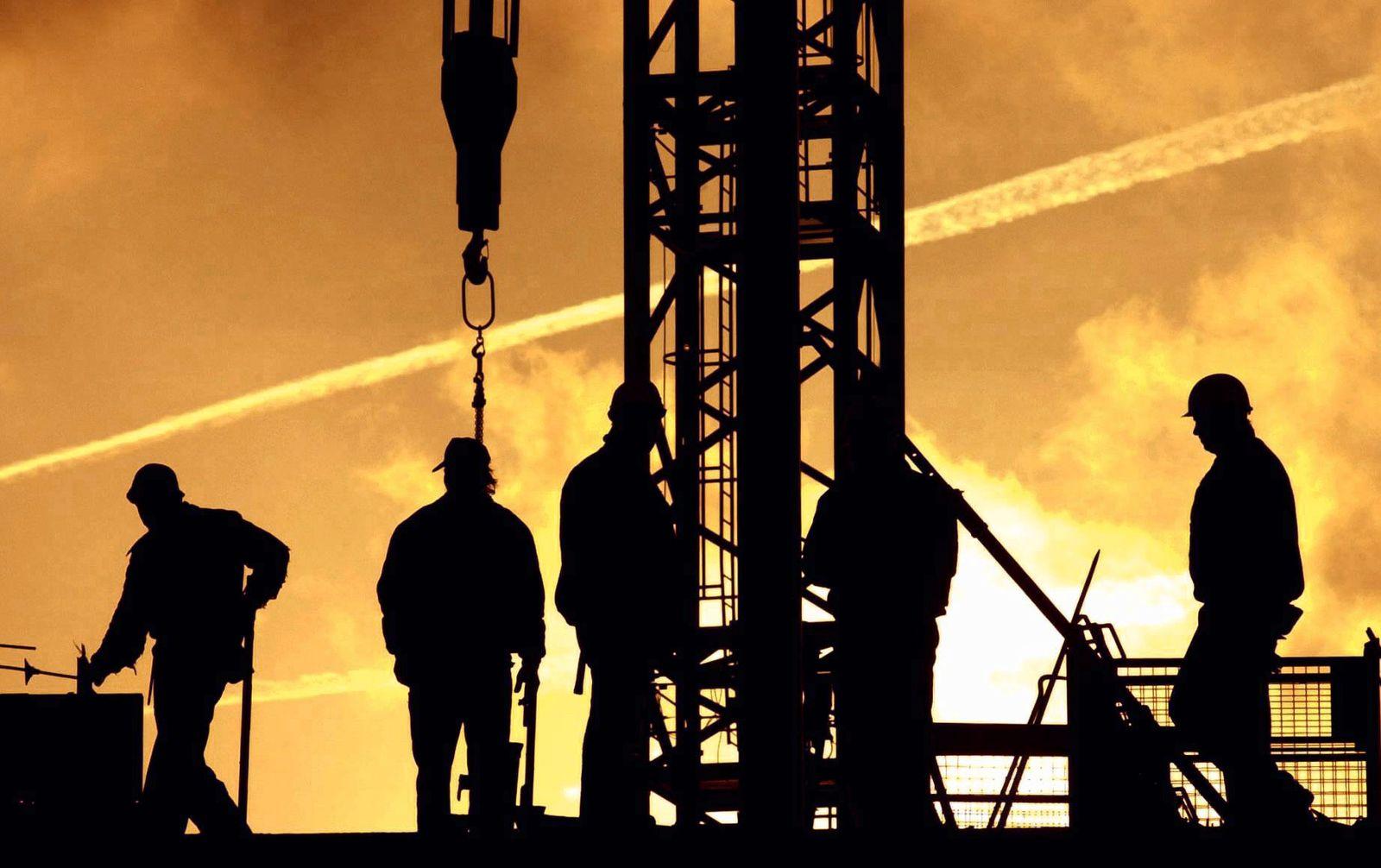 NICHT VERWENDEN Baustelle Berlin Freizügigkeit EU Arbeitsmarkt
