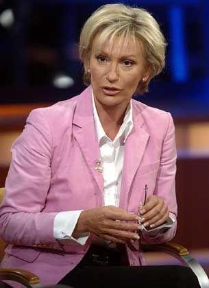 Moderatorin Sabine Christiansen: Einladung an Kasparow besteht weiter