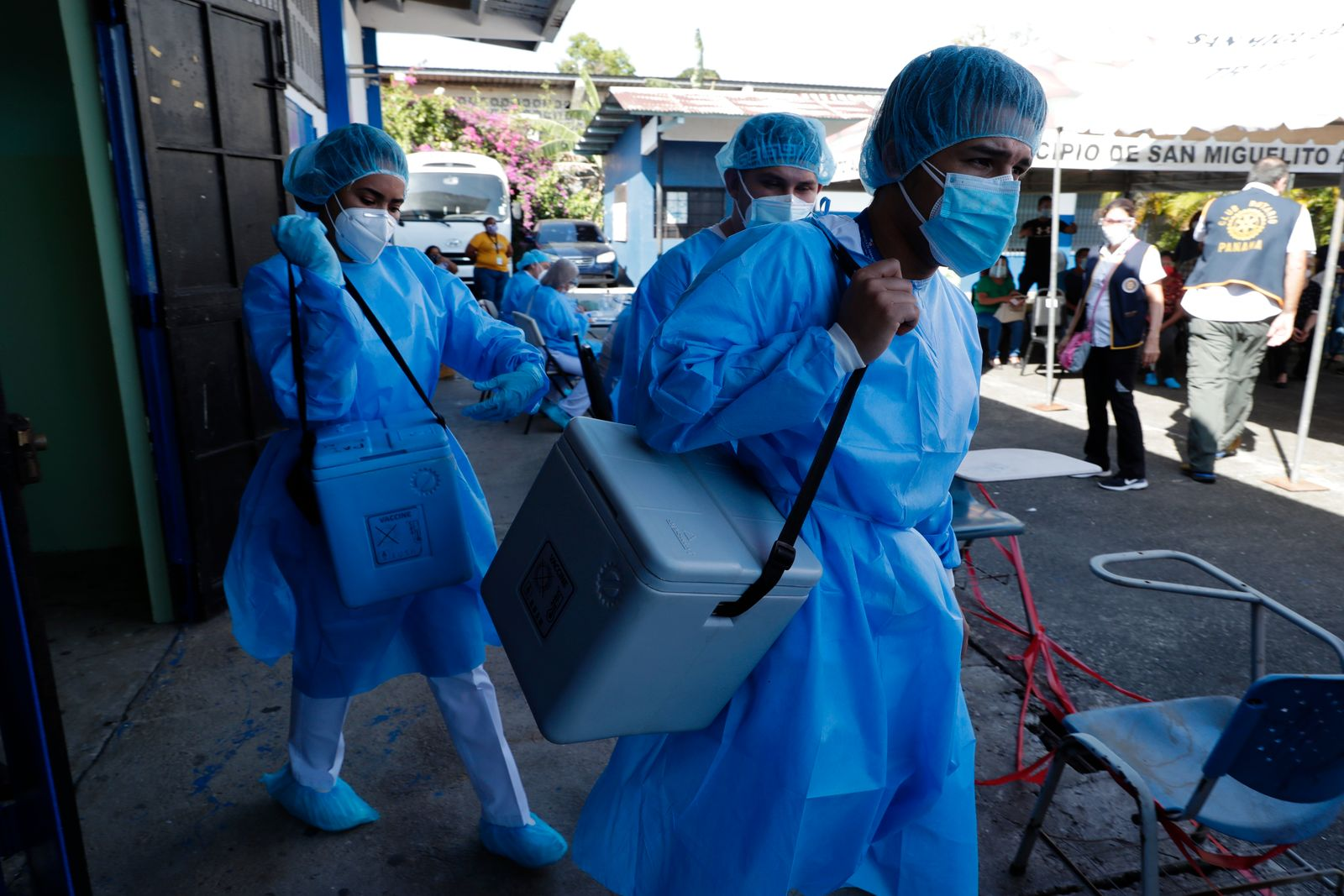 Virus Outbreak Panama