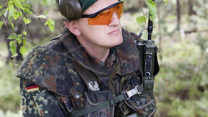 Bataillonskommandeur Mayer in Munster: »Ich habe zu viele Fragen gestellt«
