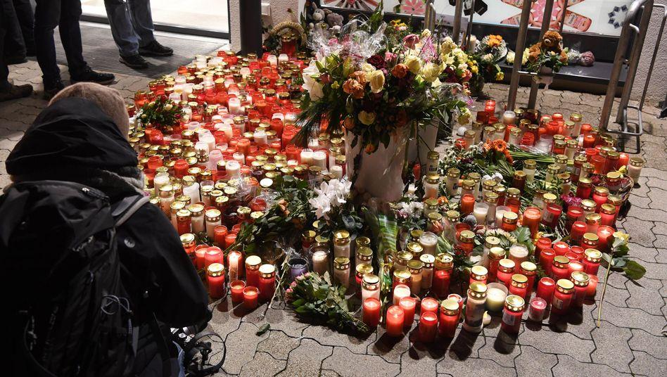 Trauer in Kandel (Archiv)