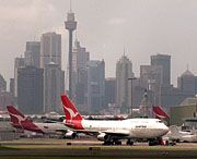 Reglementierter Toilettengang bei Qantas: Auf den Langstreckenflügen in die USA beginnen für die Passagiere harte Zeiten