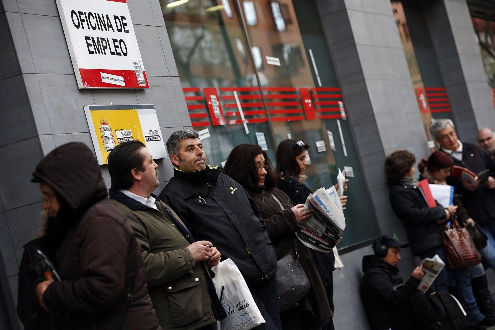 Spanien/ Arbeitslose
