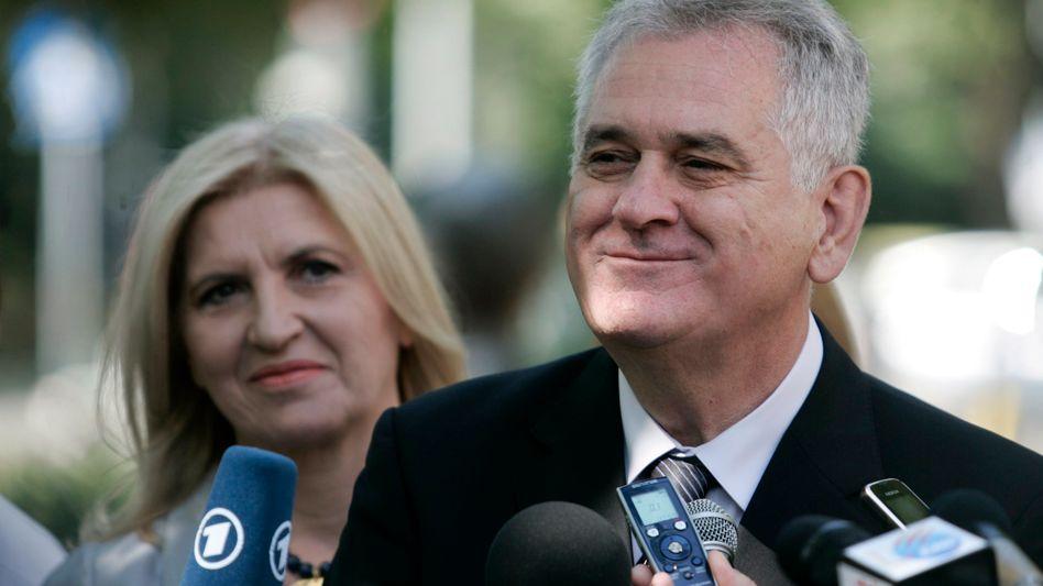 Konservativer Tomislav Nikolic: Der ewige Verlierer gewinnt