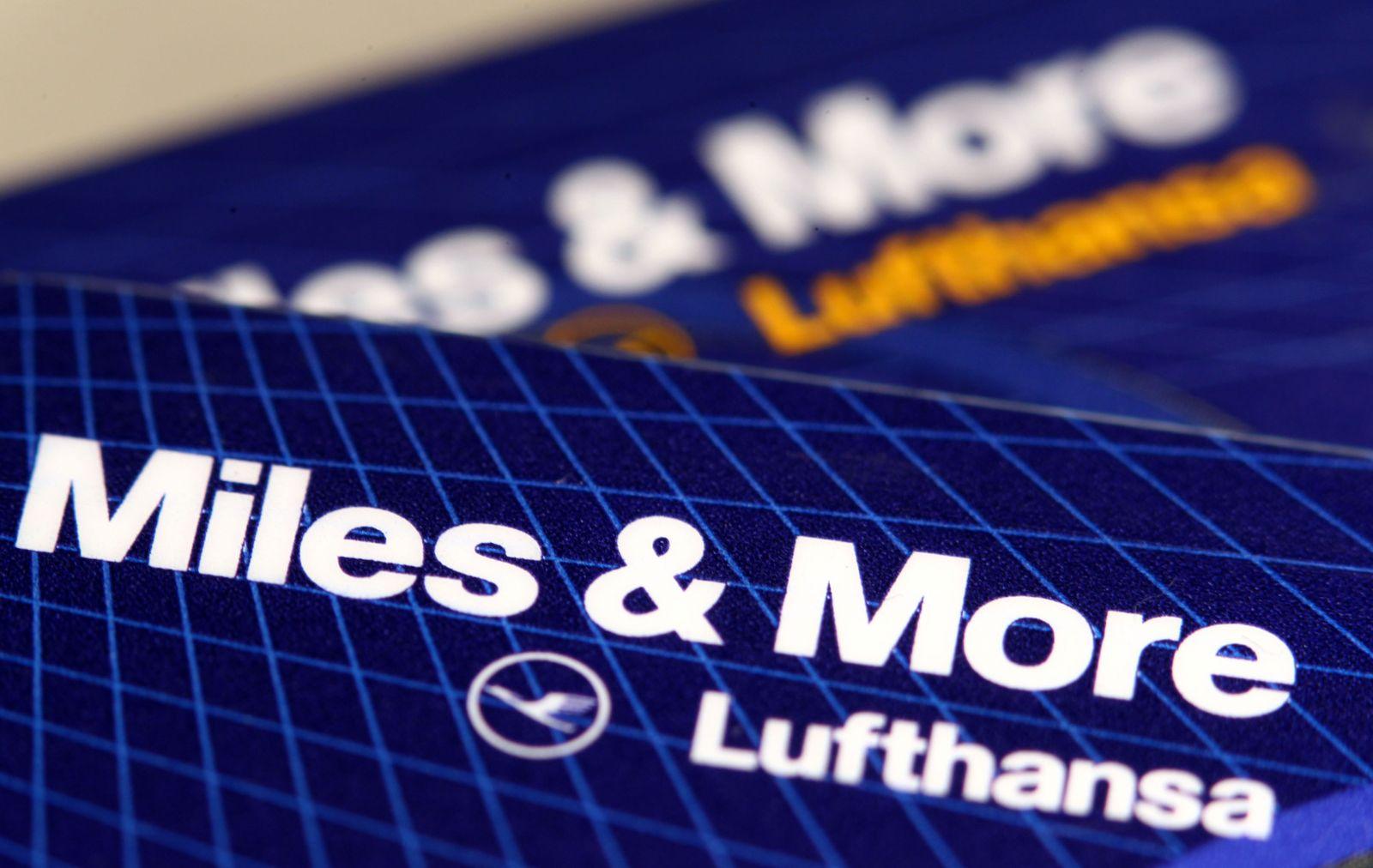 Miles&More / Lufthansa