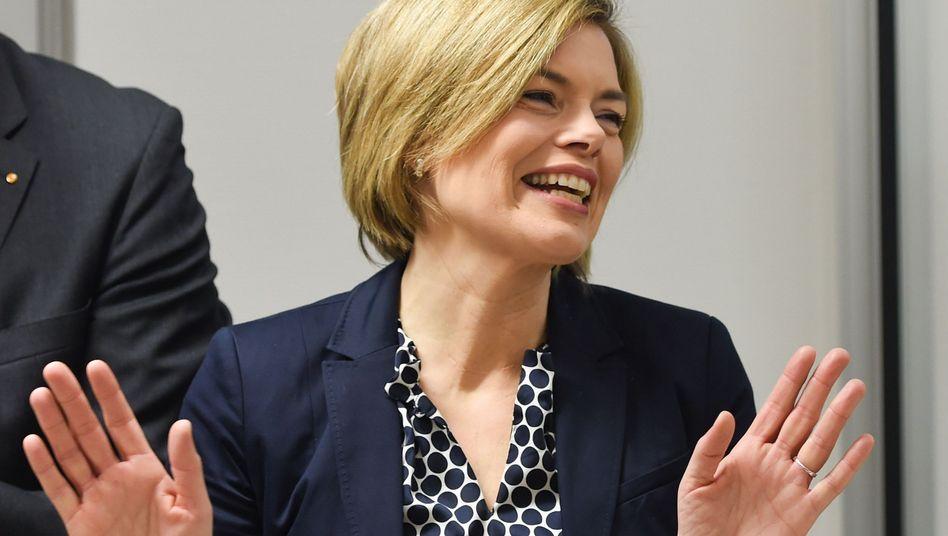 CDU-Landesvorsitzende Julia Klöckner (Archivbild)