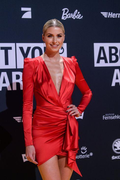 """Lena Gercke gewann die erste Staffel """"GNTM"""" und durfte später die österreichische Version der Show moderieren."""