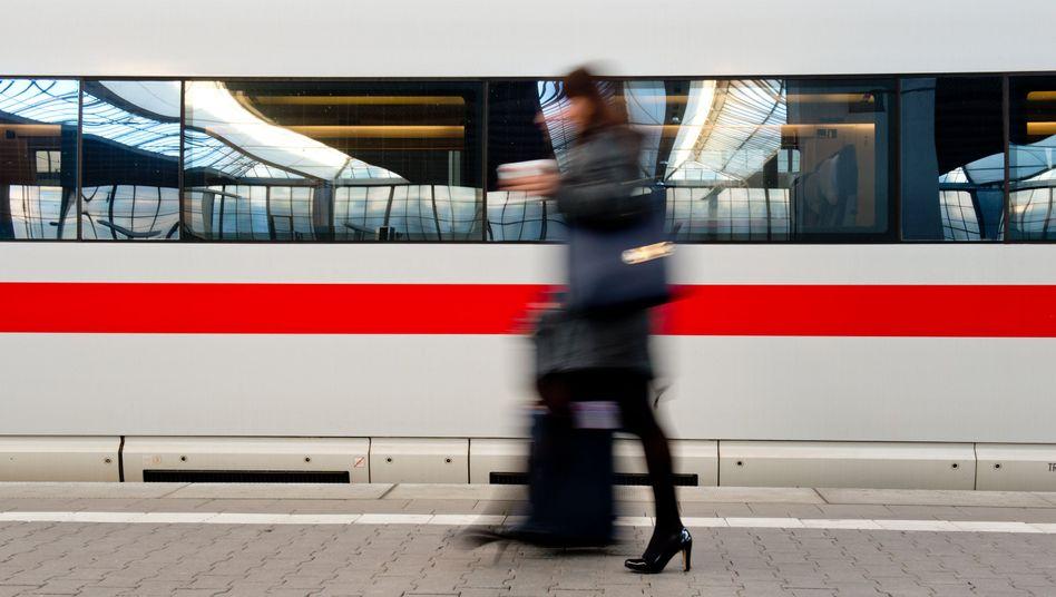 Bahn-Tarifstreit: Lokrangier... wer?