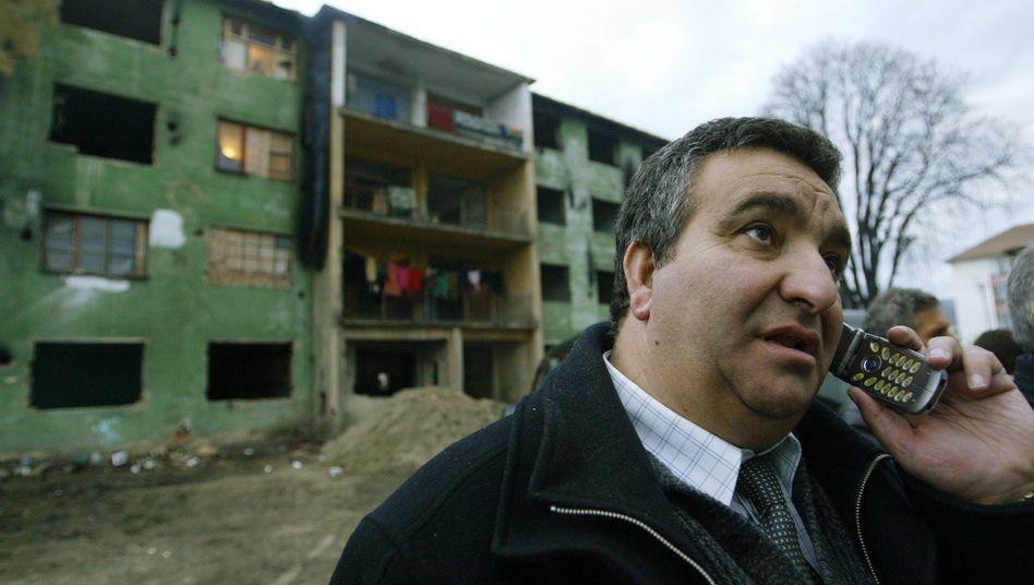 Florin Cioaba (Archivbild von 2004): Tod durch Herzversagen