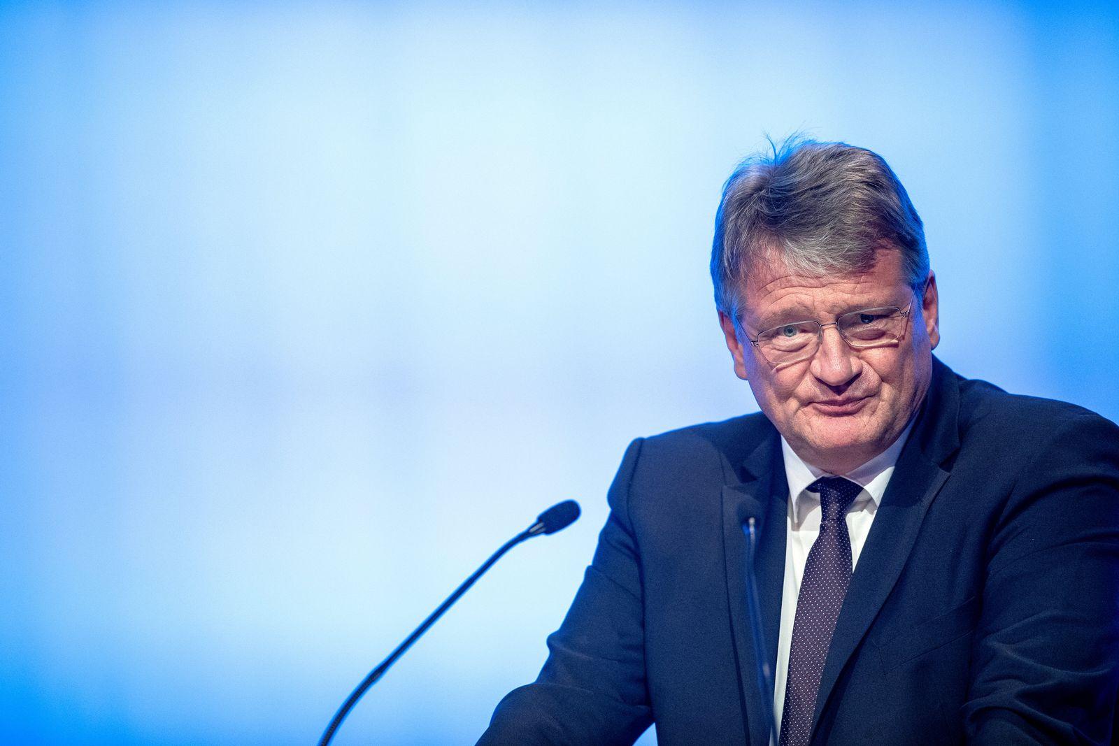Auftakt zum Europawahlkampf der AfD